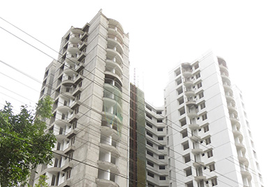 Apartments in Kochi elevation 1