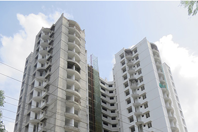 Apartments in Kochi elevation 2