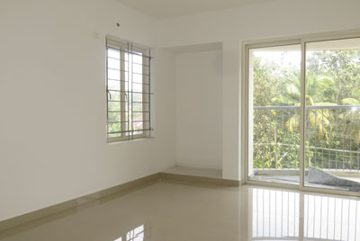 Apartments in Cochin Bed room 2
