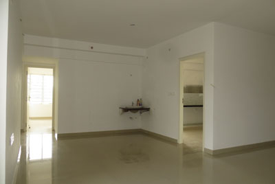 Apartments in Cochin Dinning room