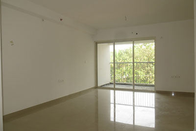 Apartments in Cochin Living room